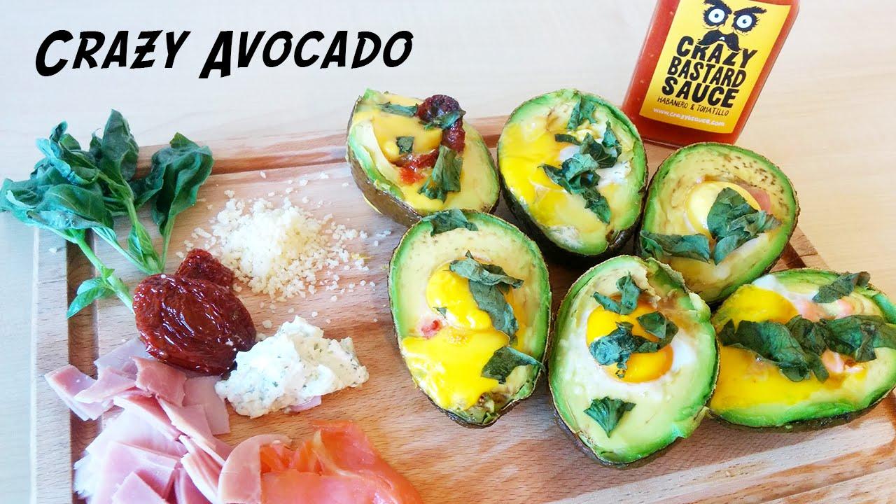 Crazy avocado hotsauce