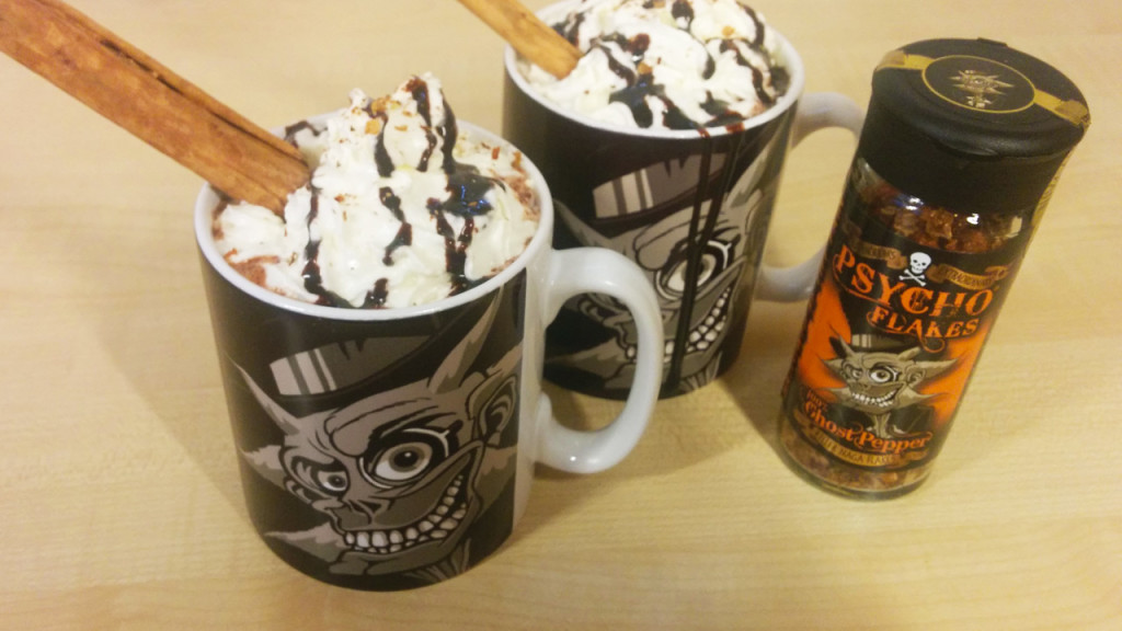 psycho hot chocolate