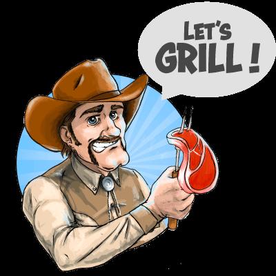 Marshall BBQ Grill