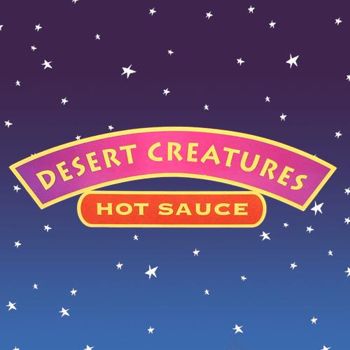 Desert Creatures logo