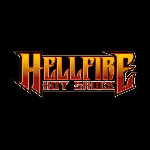 Hellfire Hot Sauce logo
