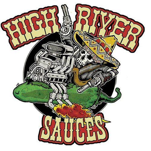 High River Sauces logo