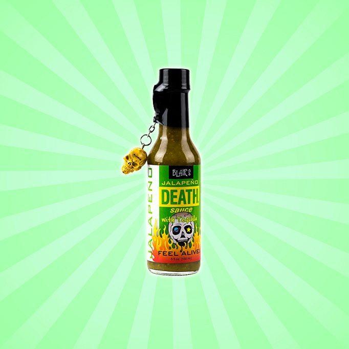 Blairs Death Jalapeno Sauce
