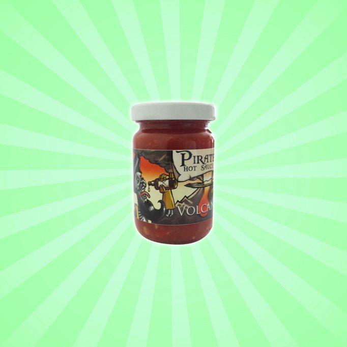 Volcano Pirate Hot Sauce