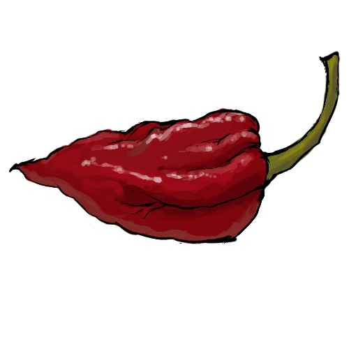 piment Ghost pepper