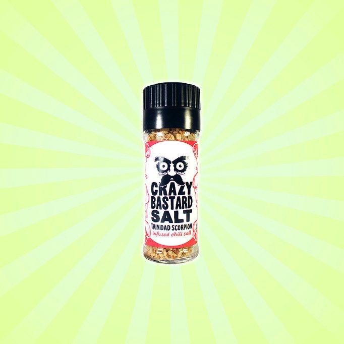Crazy Bastard Salt Trinidad Scorpion