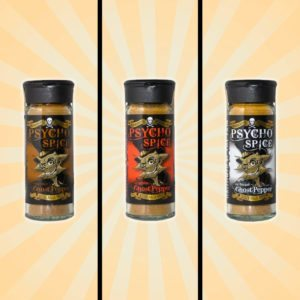 Psycho Spice 3 Spices Mix Set