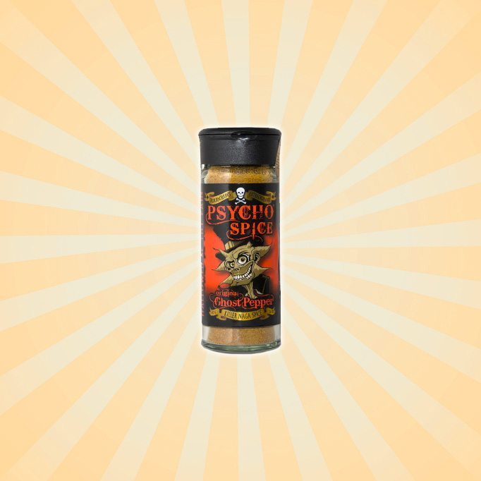 Psycho Spice Original Ghost Pepper