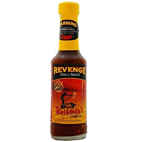 sauce piquante bushman, revenge