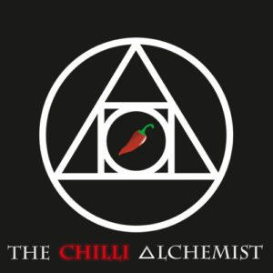 The Chilli Alchemist logo