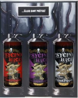 Psycho Juice Desintragration Pack