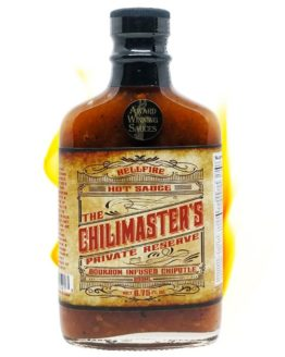 Hellfire Chilimaster's Private Reserve