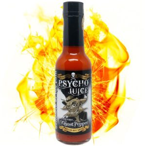 Psycho Juice Extreme Ghost Pepper