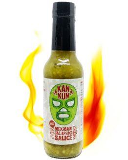 Kankun Mexican Jalapeno Sauce