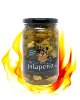 Senor Jalapeno Green Jalapeno Peppers