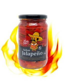 Senor Jalapeno Red Jalapeno Peppers