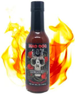 Mad Dog Reaper Sriracha Sauce