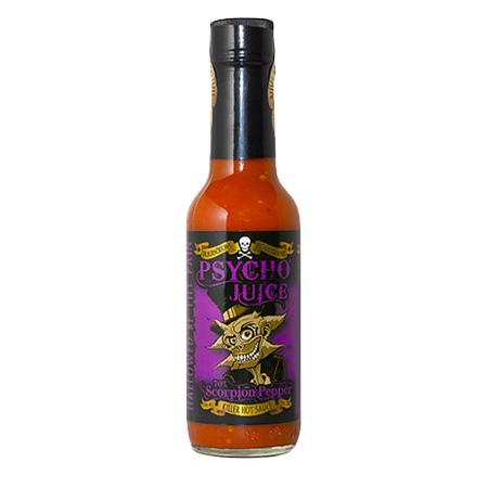 Psycho Juice 70% Scorpion Pepper