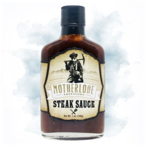 Motherlode Provisions Steak Sauce