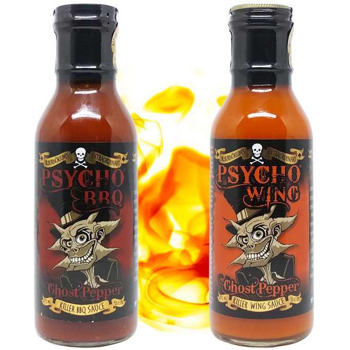 Psycho Juice Psycho BBQ & Wing Set