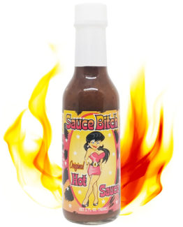 Sauce Bitch Original Hot Sauce