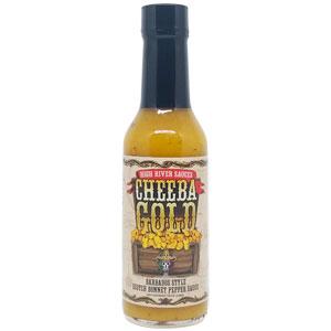 High River Sauces Cheeba Gold