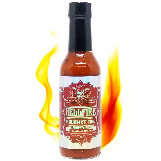 Hellfire Gourmet Red