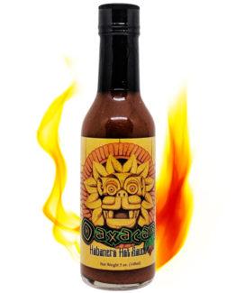 Cajohns Oaxacan Habanero Hot Sauce