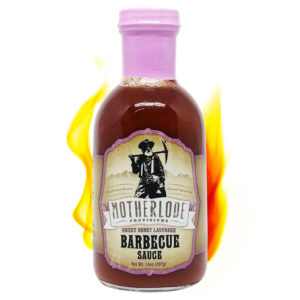Motherlode Provisions Sweet Honey Lavender Barbecue Sauce