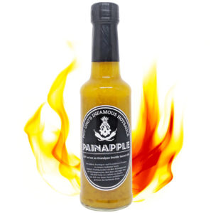 Pot Uno's Infamous Hotsauce Painapple