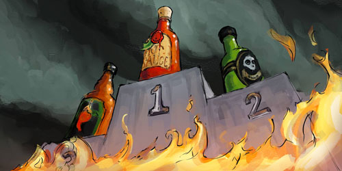 Best hot sauce quest