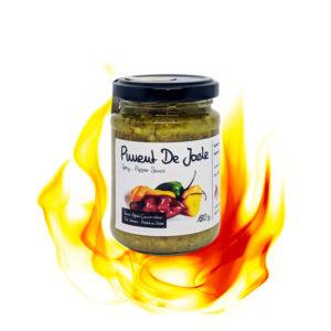 Piment de Jade Verte