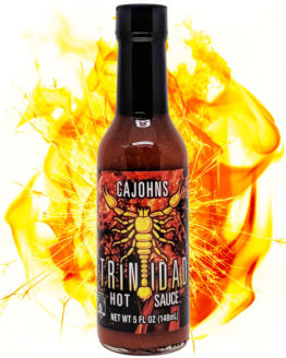 Cajohns Trinidad Hot Sauce