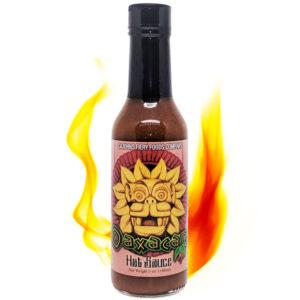 Cajohns Oaxacan Hot Sauce