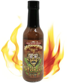 High River Sauce Thunder Juice