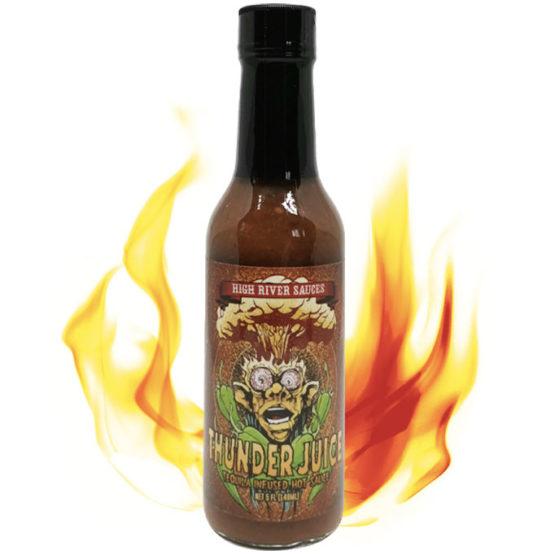 High River Sauce Thunder Juice