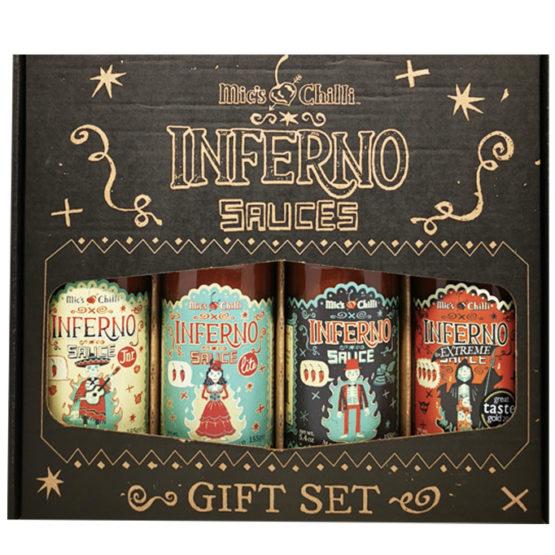 Mics Chilli Inferno Pack